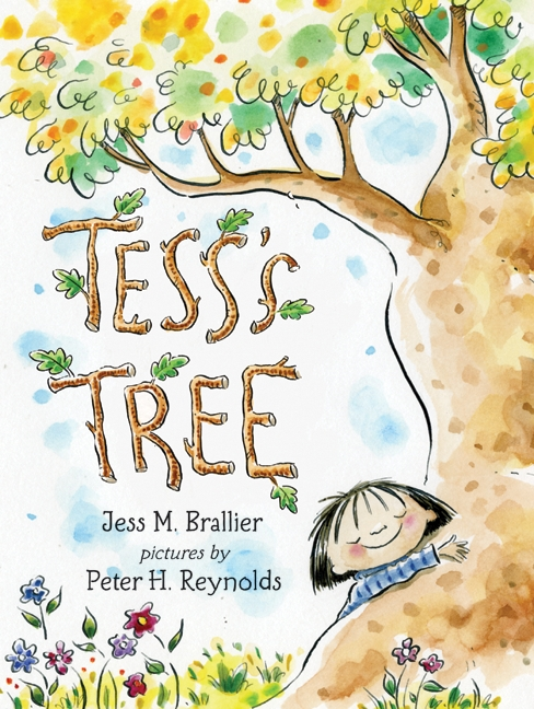 Tess's Tree book cover