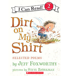 Dirt on My Shirt Book Cover