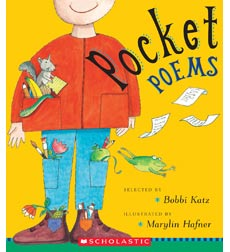 Pocket Poems Book Cover