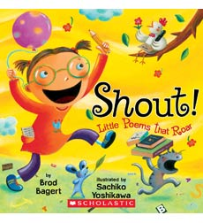 Shout! Book Cover