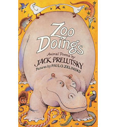 Zoo Doings Book Cover