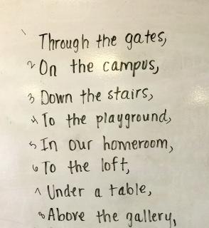 Places a Kite Will Go: A Preposition Lesson   Scholastic