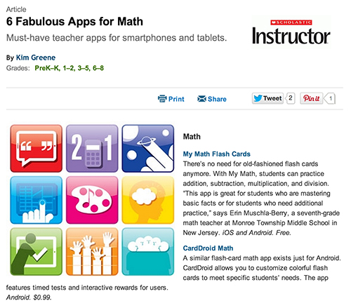 Fraction Fun With Educreations: Show What You Know | Scholastic
