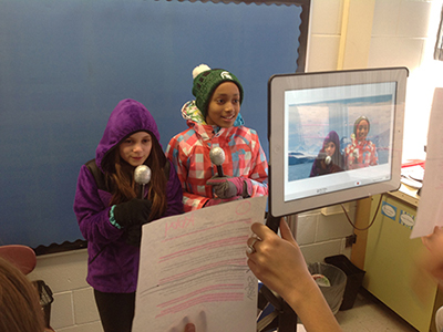 Create a Green Screen Video in Your Classroom