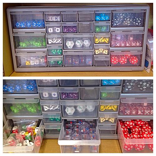 Craft Desk Diy Organizing Ideas