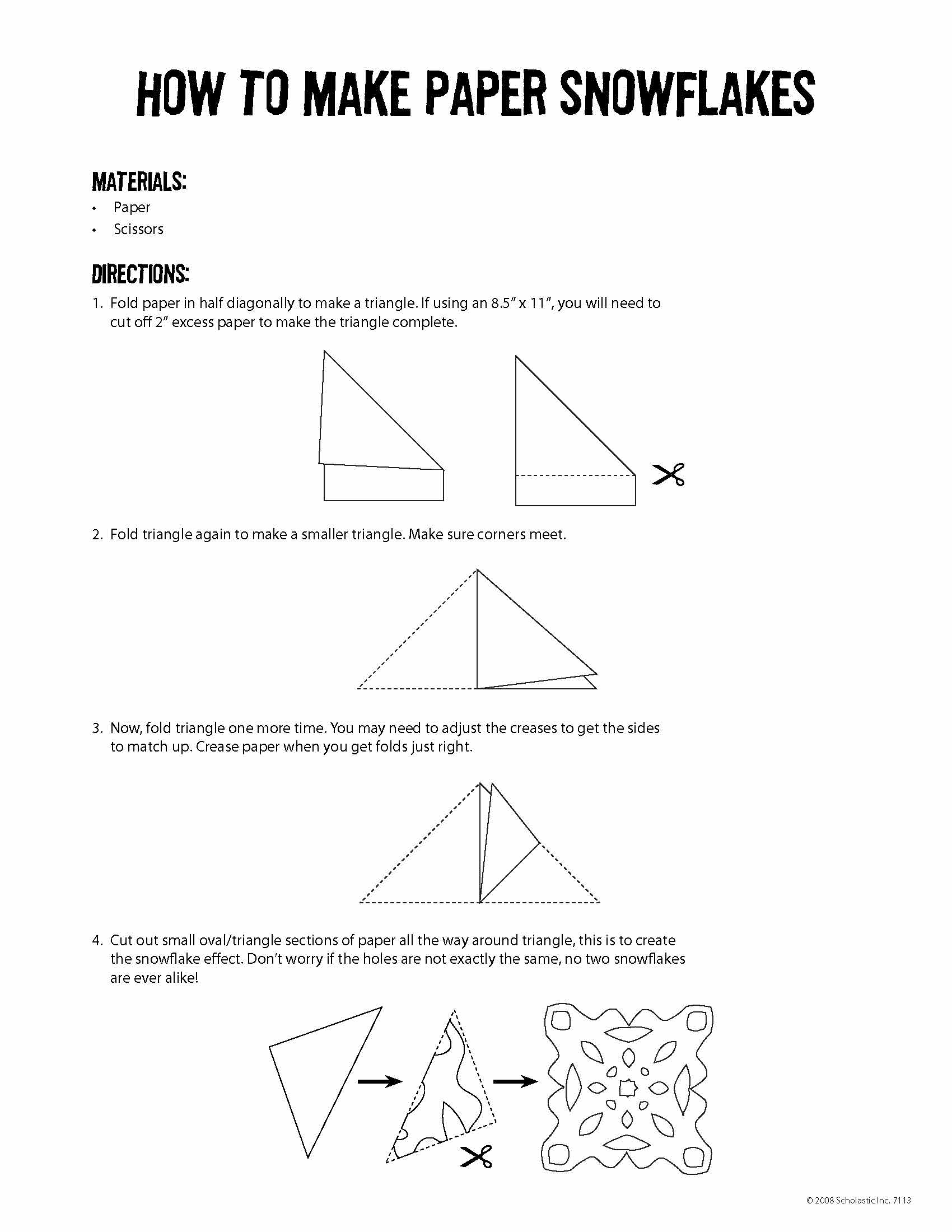 worksheet Snowflake Worksheets winter math and science can be snow much fun scholastic once