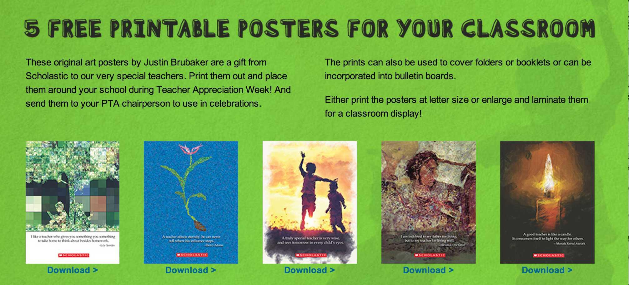 Fabulous Last-Minute, DIY Teacher Appreciation Gifts | Scholastic