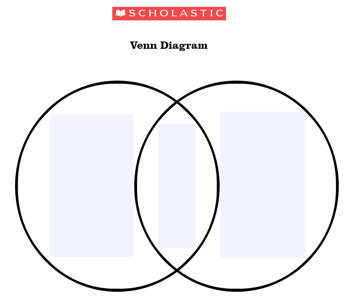 compare and contrast essay with venn diagram How to use venn diagrams and tables in compare and contrast essays i magine that you are going to write a compare and contrast essay on 'radiohead' and 'coldplay' before writing it venn diagram: table: now.
