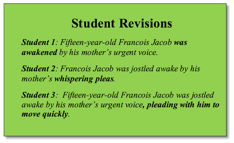 Mastering Grammar With Mentor Sentences, Part 2 | Scholastic