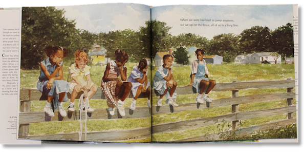 The Other Side A Symbolic View Of Segregation Scholastic