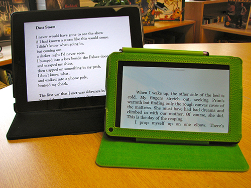 Using digital books in the classroom scholastic ereader devices and apps fandeluxe Gallery