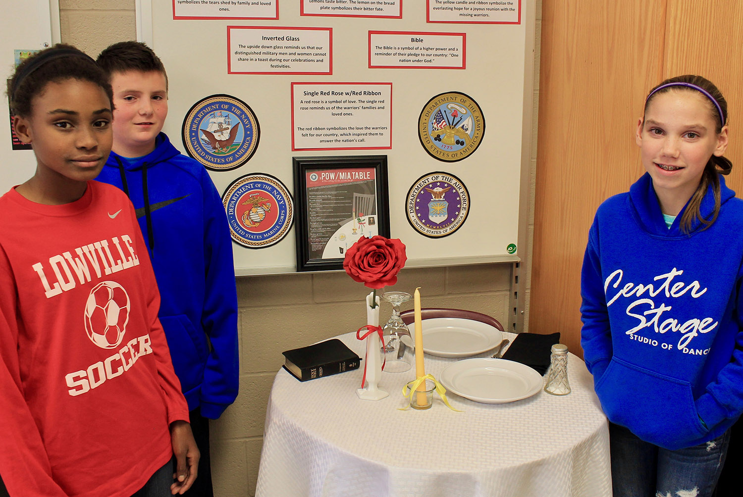 Veterans Day: Exploring Symbolism In A Military Ceremony Grades 68 Oct 19,  2016