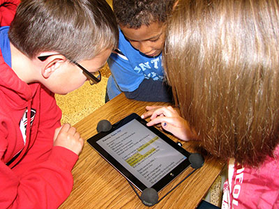 April 26, 2012 Using Digital Books In The Classroom By Mary Blow