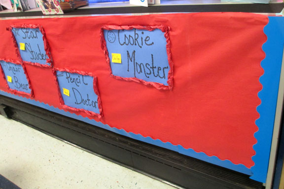 Twenty ideas for bulletin board borders scholastic border on air vent thecheapjerseys