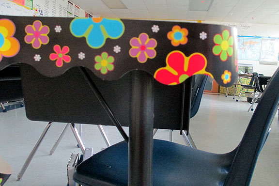 Classroom Decoration Ideas For Outer Space ~ Twenty ideas for bulletin board borders scholastic