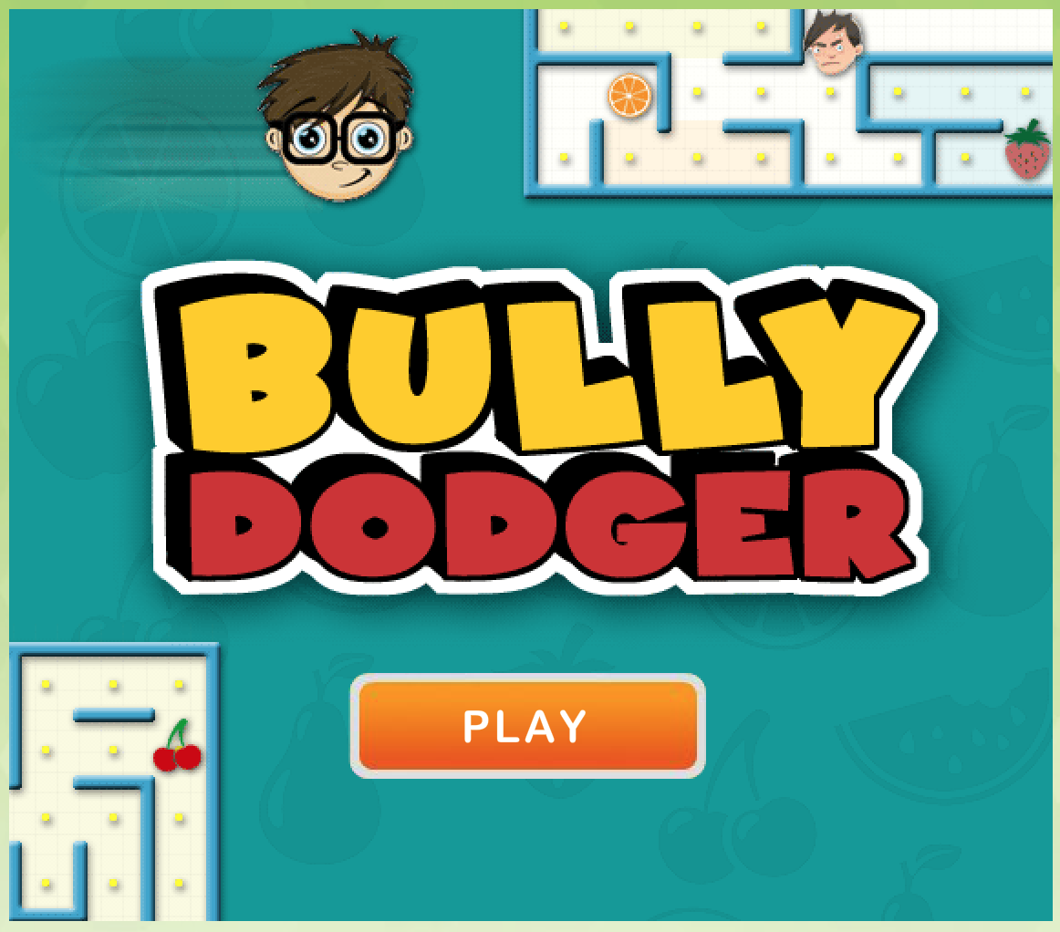 Bully dodger game
