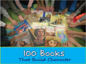 character books