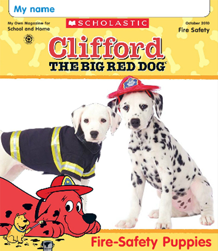 Clifford fire magazine