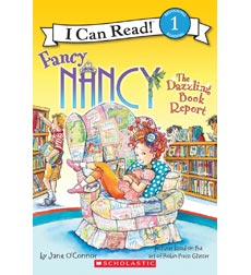 Fancy Nancy and the Dazzling Book Report