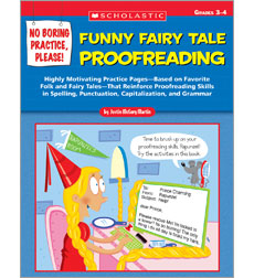 Funny Fairy Tale Proofreading