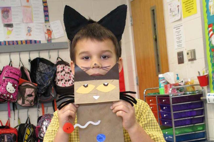 Pete the Cat Book Report