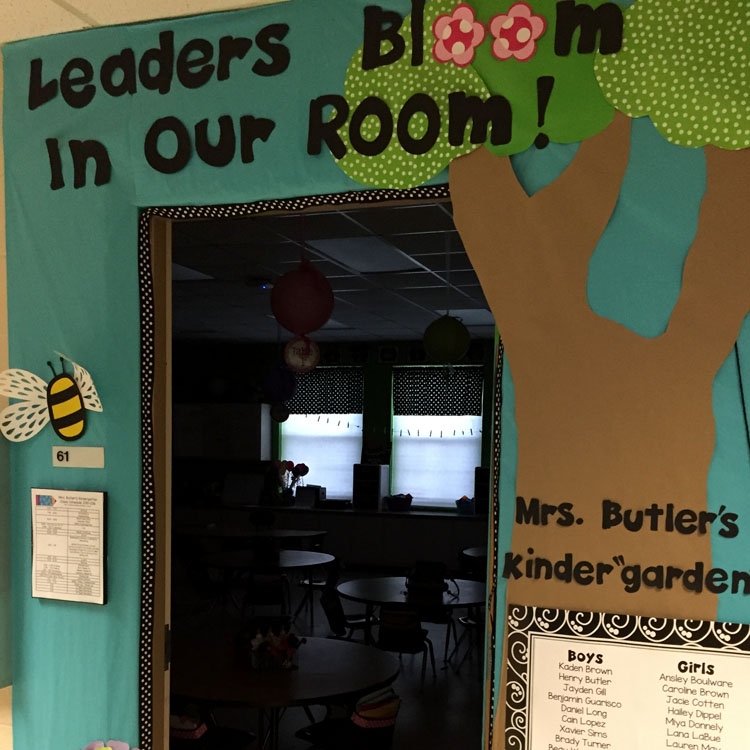 leadership doorway