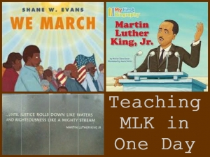 Teaching MLK