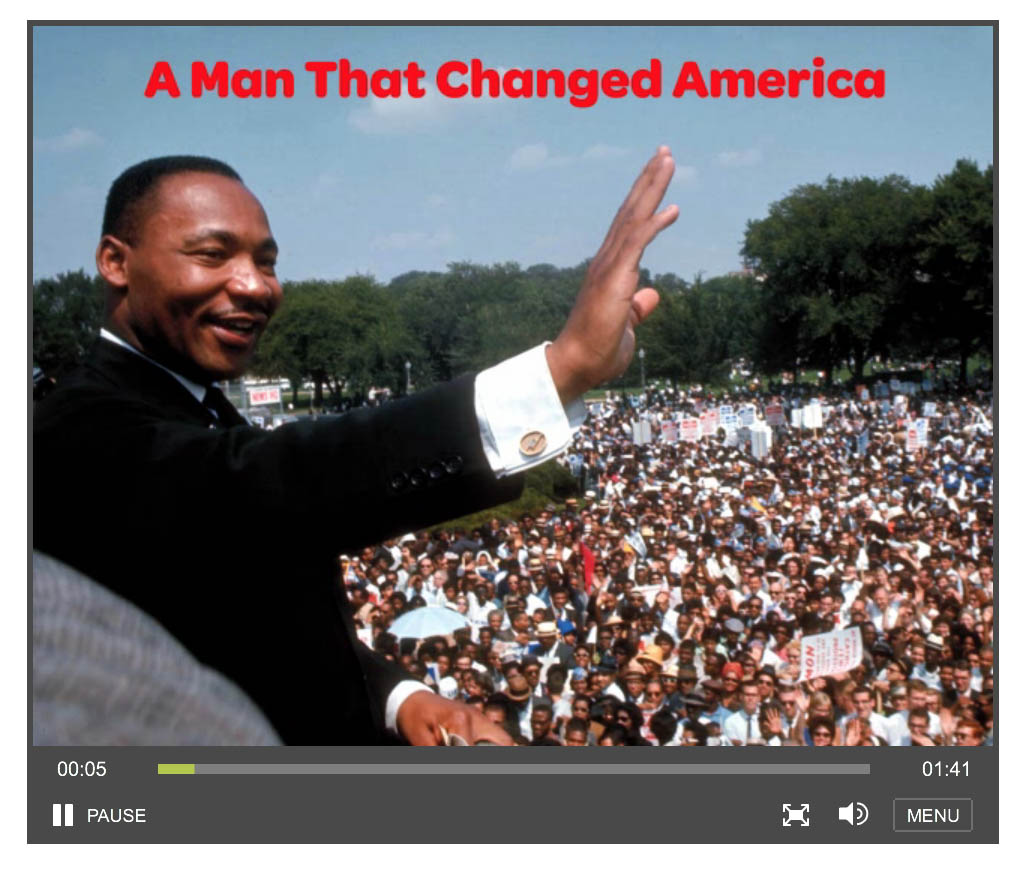 The Man That Changed America