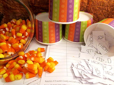 card image - Online Halloween Math Games