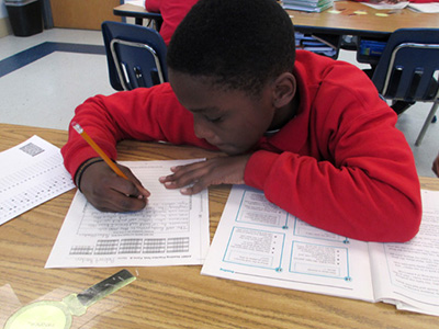 Creating a Standardized Assessment Test: Practice Makes Perfect