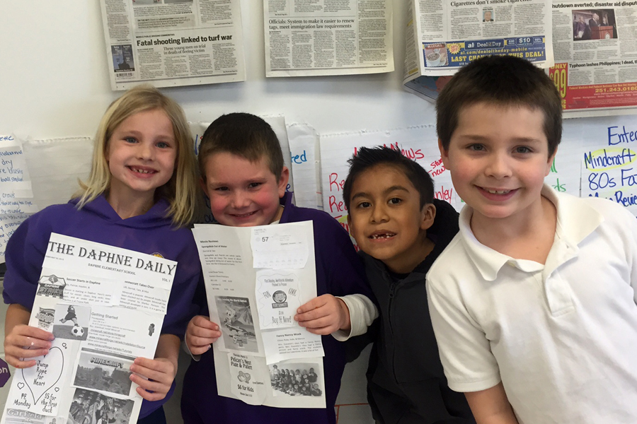 Newspaper group