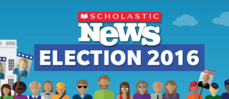 Scholastic Election News