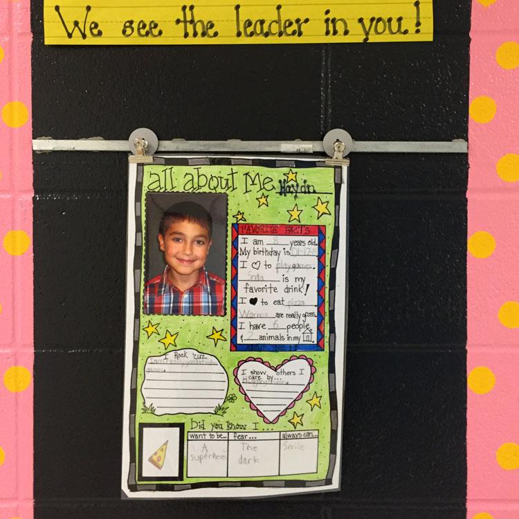 leader of the week