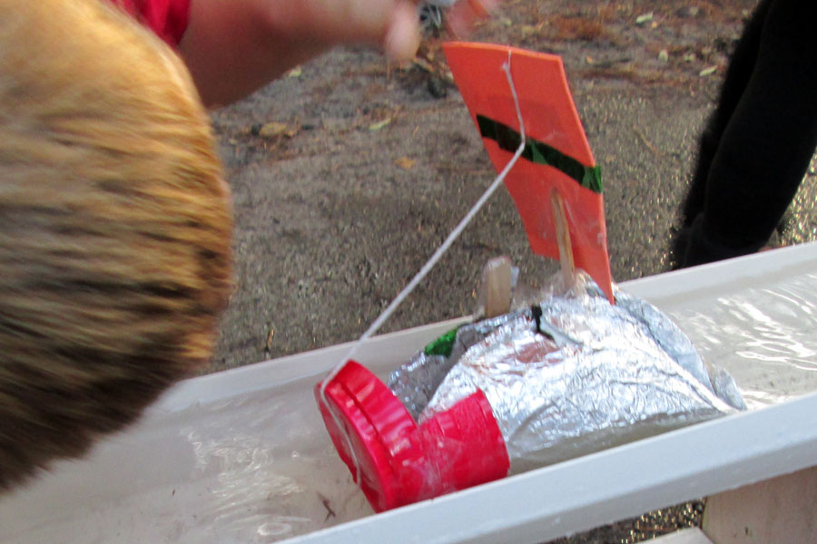 Classroom Design Competition ~ The recycling regatta an engineering design challenge