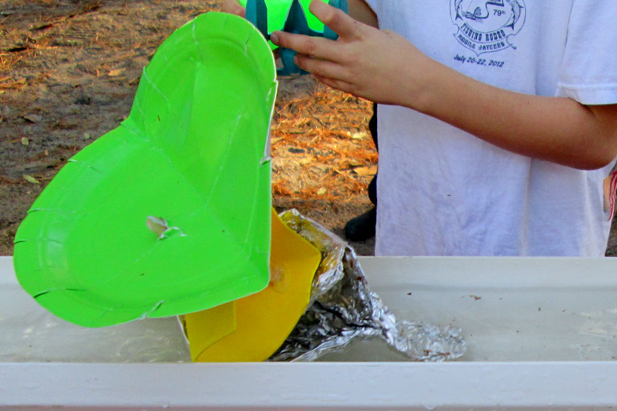 The Recycling Regatta: An Engineering Design Challenge   Scholastic