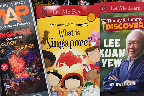 Books from Singapore