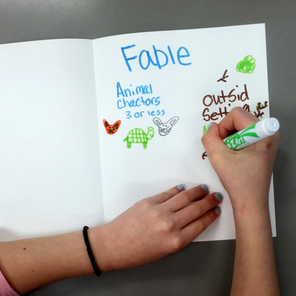fable sketchnote