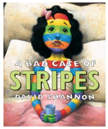 Stripes lesson plan
