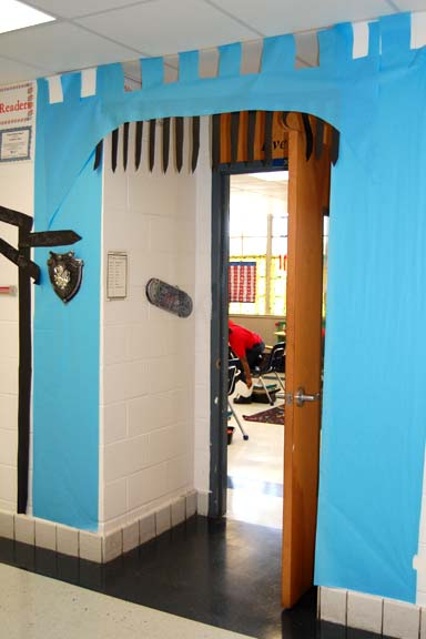 Classroom Decor Castle ~ Bringing books to life the whipping boy scholastic