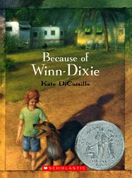 Winn Dixie Book