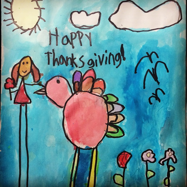 Write For a Cause to Celebrate Thanksgiving! | Scholastic