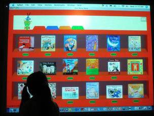 Online Read Aloud Library Scholastic