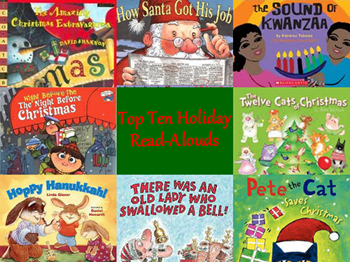 Top 10 Holiday Read-Alouds