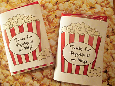 Quick And Easy Thank You Gifts For Classroom Volunteers