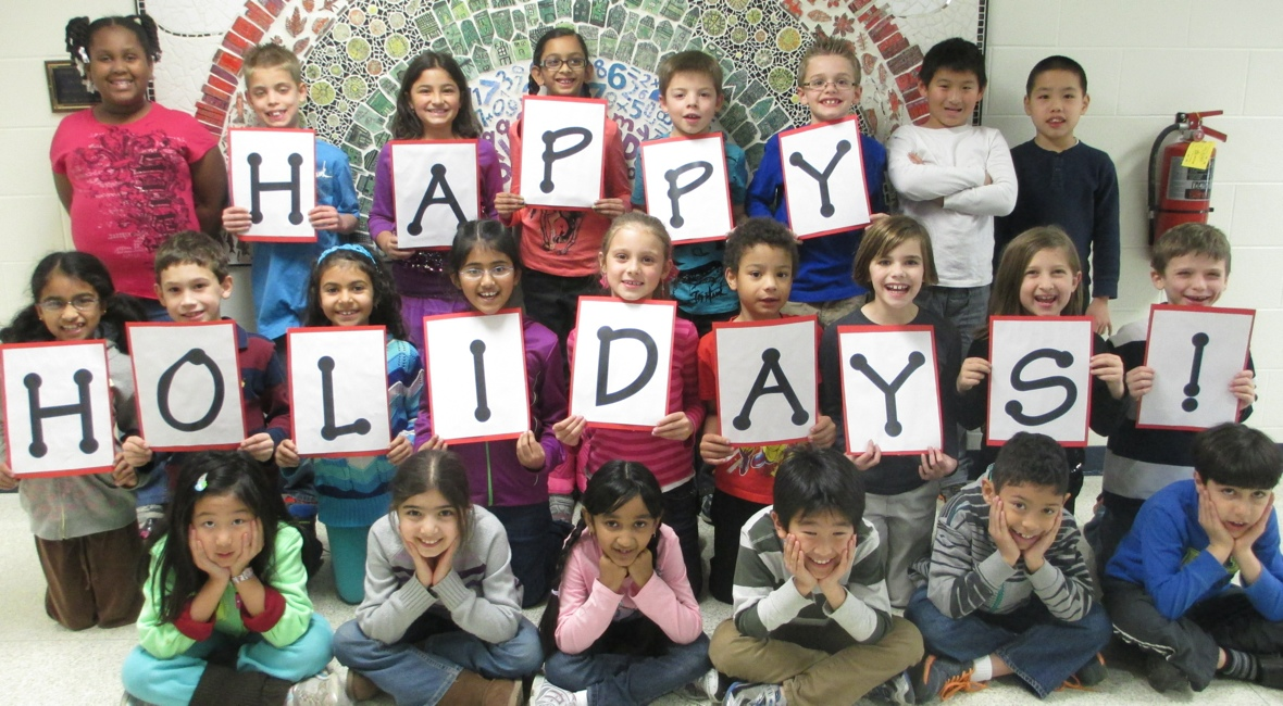 Cheers For Elementary Classrooms ~ Quick ideas to spread holiday cheer in your classroom