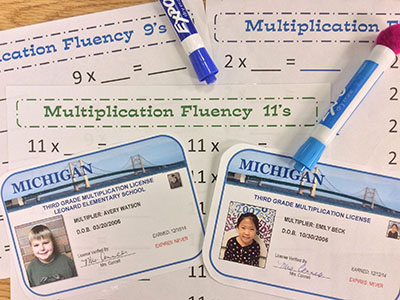 Multiplication Fluency In Minutes A Day Scholastic