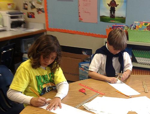Three Great Geometry Games | Scholastic
