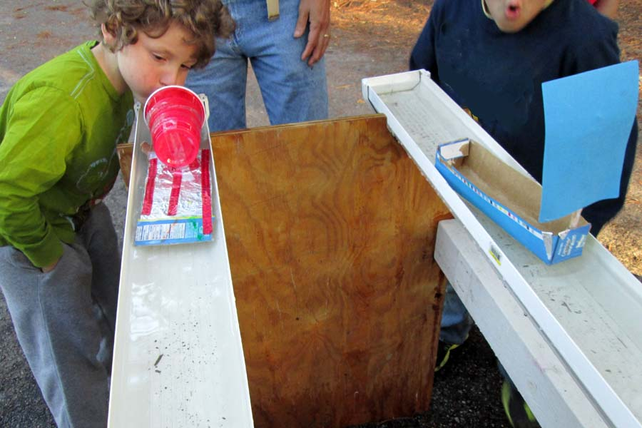 Classroom Design Scholastic ~ The recycling regatta an engineering design challenge