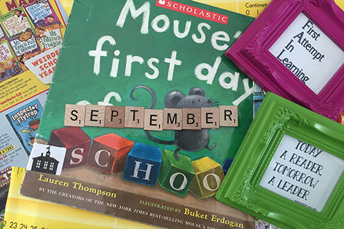 Resources To Help You In September Scholastic