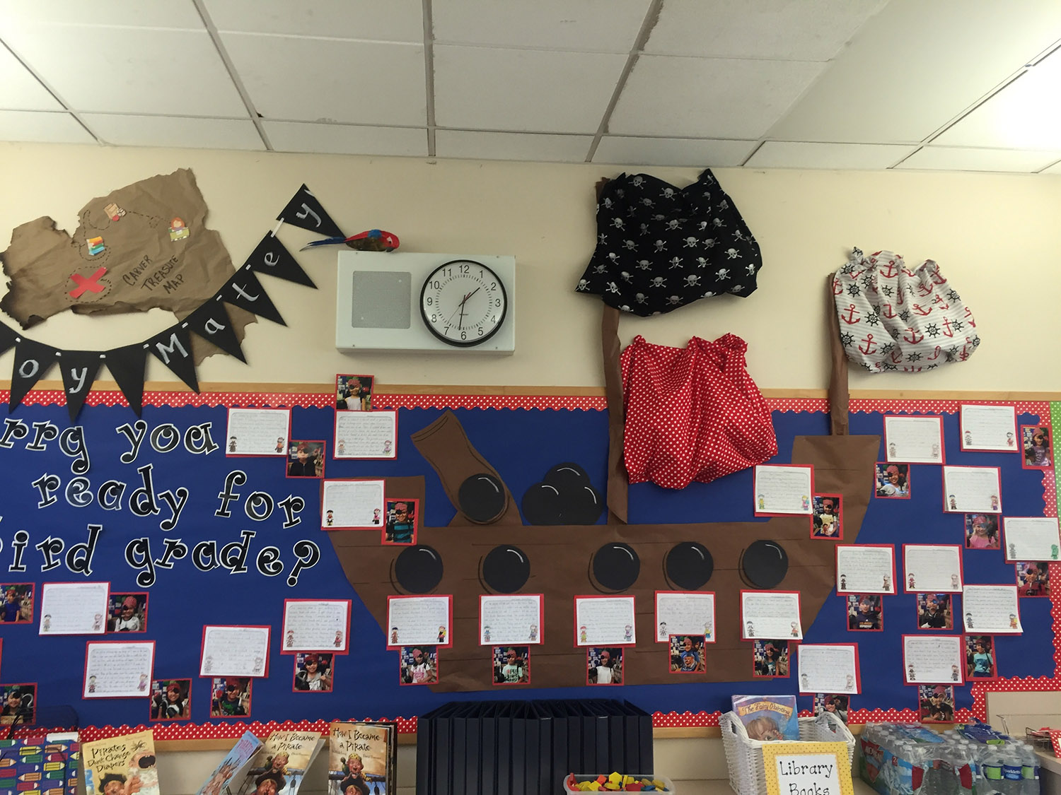 Talk Like A Pirate Day Classroom Takeover Scholastic